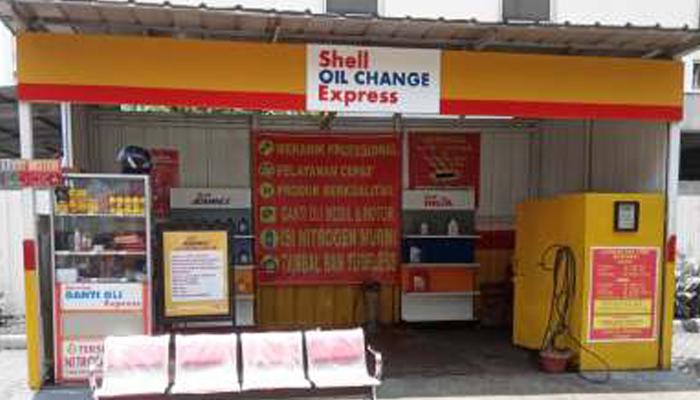 Shell - Branding Store