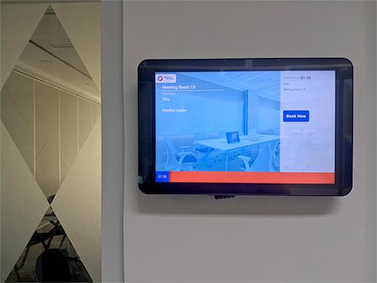 Smart Meeting Room